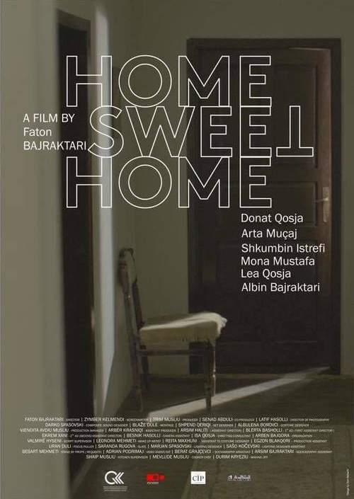 Affiche film home sweet home 2018