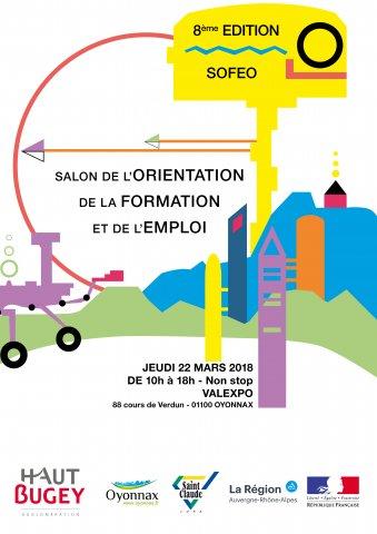 Salon de l'Orientation, de la Formation et de l'Emploi (SOFE...