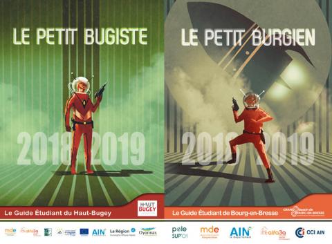 Guide étudiant Petit Bugiste / Petit Burgien 2018-2019