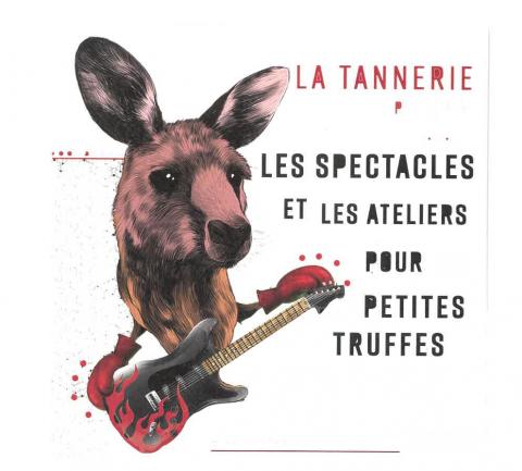 Les petites truffes de la Tannerie: LA NOUNOU