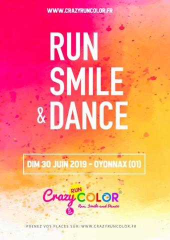 Crazy Run Color Oyonnax