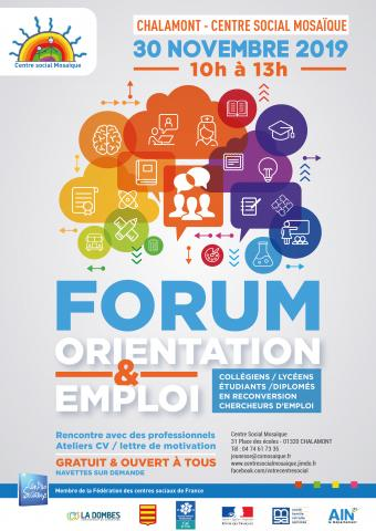 Forum Orientation Emploi