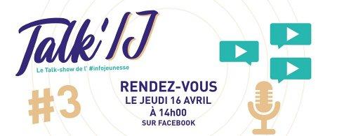 Talk' IJ #3 - Sexualité(s) - Le Talk-show de l'infojeunesse