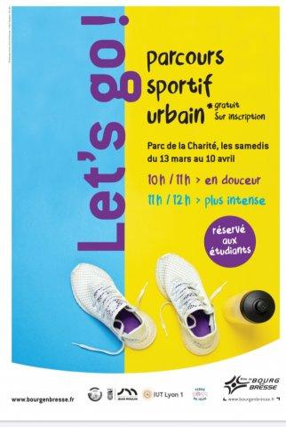 Une nouvelle activité sportive à Bourg-en-Bresse