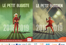 Edition 2018-2019 guide étudiant Petit Burgien/Petit Bugiste